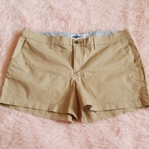 Old navy everyday khaki shorts